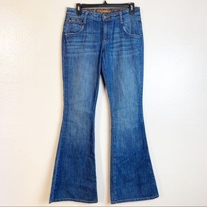 Wild Joe's Jeans Visionaire Flare Jeans Size 27